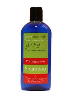 NEW! Pomegranate Shampoo