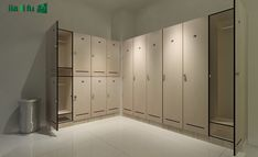 Changing Room Lockers for gym Gym Lockers, Changing Room, Divider, Room Ideas, Furniture, Home Decor, Walk In Closet, Dressing Room, Room Decor