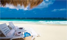 hard rock punta cana beach.......2 more weeks and we will be here #cant wait #honeymoon