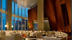 Fine Dining in Chicago | Trump Hotel Chicago – Sixteen | Five Star Restaurants in Chicago