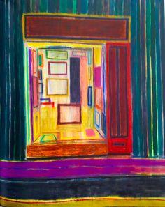 Tal R - The framer - 2011
