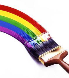 una simple mano de pintura en las paredes es capaz de cambiar por completo cualquier decoracin