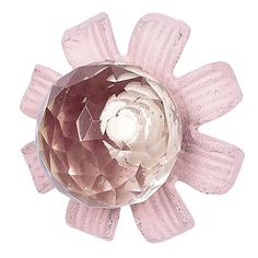 Searching for glass knobs & pulls sets for a baby nursery? Add glamor to your kids' room with glass knobs and pulls for doors & drawers from aBaby. Cabinet And Drawer Knobs, Dresser Knobs, Beaded Flowers, Pink Flowers, Shabby Chic Knobs, Decorative Door Knobs, Furniture Knobs, Nursery Furniture, Kids Furniture