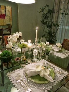 Blog da Andrea Rudge | Pretty Table Setting ~