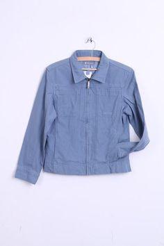 Marmot Womens M Donkey Jacket Royal Blue Cotton - RetrospectClothes