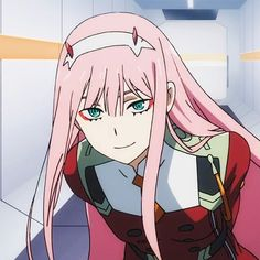 Darling in the franxx zero two anime Fan Art Anime, Anime Art Girl, Anime Angel, Anime Demon, Cute Anime Pics, Anime Love, Querida No Franxx, Familia Anime, Anime Lindo