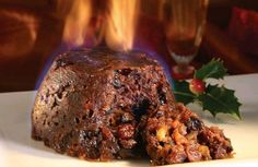 Recipe for traditional Irish Christmas Pudding.