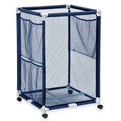 Rolling Storage Bin-Large  sc 1 st  Pinterest & Rolling Storage Bins | Pinterest | Pool storage Rolling storage ...