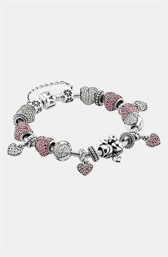 PANDORA Charm Bracelet & Charms - fivewestladies.over-blog.com