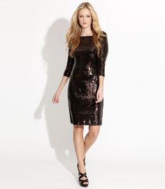 Wow, this sequin dress is stunning!