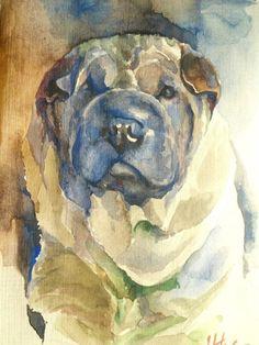 Cristina Grinciuc Watercolor