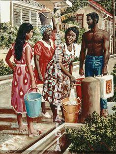 Trinidad & Tobago Art
