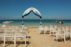 Say #Ido  at your #beachwedding #jamaica #couplesresorts