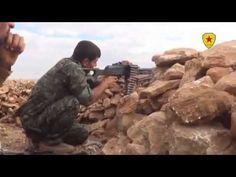 The Battle of Kobani Syria - Kurdish forces against ISIS