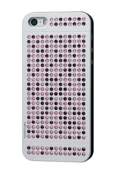 iShield 5 Light Silber Luxus - Luxus iPhone Zubehör und iPhone Design Accessoires, iPhone Hüllen - iPhone Luxus Swarovski Schutzhüllen