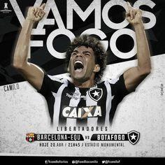 Blog do FelipaoBfr: Pela Libertadores, BOTAFOGO encara o Barcelona na ...