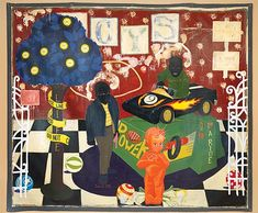 A towering retrospective: Kerry James Marshall at the Met