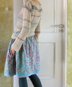 +Sukně+šitá+z+krásného+Nani+Iro+flanelu+-+100%+bavlna 98ee0c401c