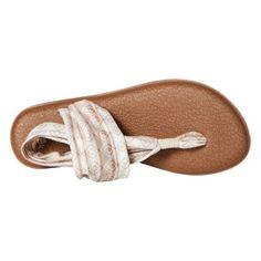 Sanuk Sling Yoga Sandal- Easter basket ideas for teen girls.