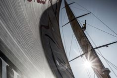 January 14, 2015. Leg 3 onboard Abu Dhabi Ocean Racing.