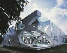 Serpentine Gallery - London | Ephemeral architecture
