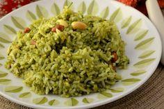 Soups To Desserts : Coriander Rice Recipe Rice Recipes, Coriander, Guacamole, Ethnic Recipes, Soups, Desserts, Sunshine, Food, Tailgate Desserts