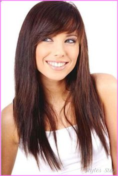 Image result for side bang hairstyles