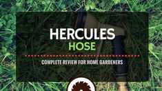 Reviewed Hose:  Hercules Metal Garden Hose Overall Rating:      Performance:   Forgiveness:   Build Quality:   Look & Feel:   Price: