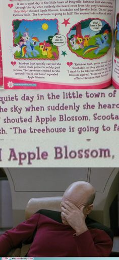 That's what my brother always calls Applebloom haha
