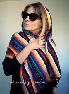 PASHMINA MANCHEGA_diy http://lascositasdelamparita.blogspot.com.es/2014/10/pashmina-manchegadiy.html