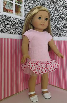 18 Inch Doll Outfits Girl Doll Clothes by EverythingNice4Dolls