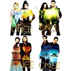 Swan Queen - Snowing - Rumbelle - OUAT - Hook - Neal - Emma - Regina - Snow - Charming - Belle - Gold