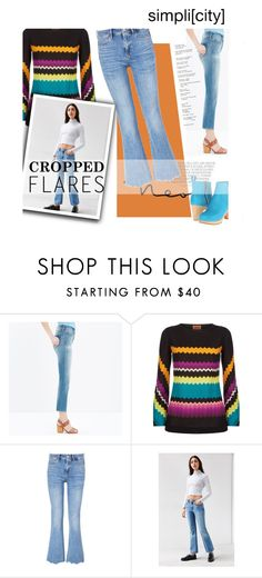 """Cropped"" by hellodollface ❤ liked on Polyvore featuring Madewell, Missoni, MiH, BDG, Swedish Hasbeens, women's clothing, women's fashion, women, female and woman"