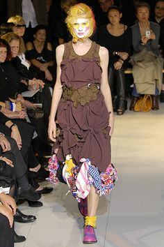 Comme des Garçons | Spring 2008 Ready-to-Wear Collection | Style.com