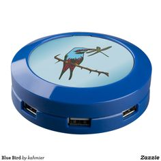Blue Bird USB Chargi