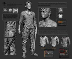 Zbrush cloth tips
