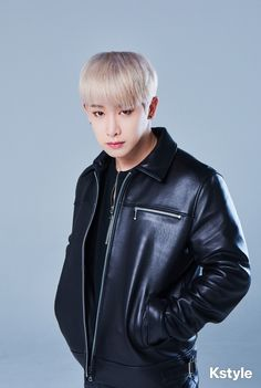 """Monsta X Wonho for Kstyle """