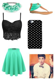 """Date <3"" by linhoffmann ❤ liked on Polyvore featuring DailyLook, maurices and Uncommon"