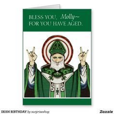 Find customizable St Patricks Day invitations & announcements of all sizes. Pick your favorite invitation design from our amazing selection. Birthday Greeting Cards, Birthday Greetings, St Patrick's Day Gifts, Irish Traditions, St Pats, Paddys Day, Luck Of The Irish, Irish Luck, Your Turn