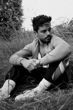 Dominic Cooper for Attitude, August 2018 Black And White Face, Black N White Images, Celebrity Faces, Celebrity Crush, Most Beautiful People, Beautiful Men, Hot British Men, Dominic Cooper, Black Dagger Brotherhood