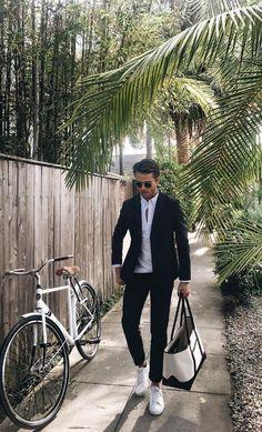 50 Stylish Men Outfits by Fashion Blogger Adam Gallagher - Doozy List