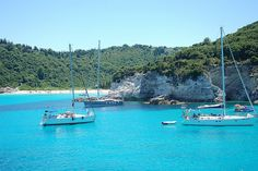 Paxos and Anti Paxos, Greece