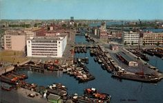 Leuvehaven 1960s