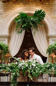 You Have to See This Magical Disney Princess and the Frog Styled Wedding
