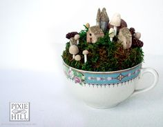 Town in a teacup   Flickr - Photo Sharing!