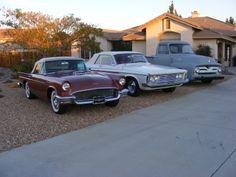 Ken's cars...
