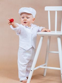 Ready to ship Baby boy outfit Christening boy outfit Wedding boy outfit Baby boy outfit Baptism boy outfit Cotton boy suit Formal boy suit Baptism Outfits For Boys, Christening Gowns For Boys, Boy Christening Outfit, Baby Christening, Baby Boy Outfits, Baby Boy Suit, Baby Boy Dress, Baby Gown, Only Shirt