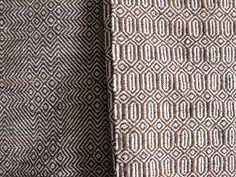 mantas de Mértola by Rosa Pomar Textile Patterns, Textile Prints, Print Patterns, Cork Fabric, Fabric Rug, Portugal, Spanish Style Decor, Monsaraz, Weaving