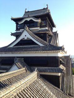 Kumamoto Castle, Japan