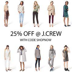 BUDGET FIND: JCrew is on sale!